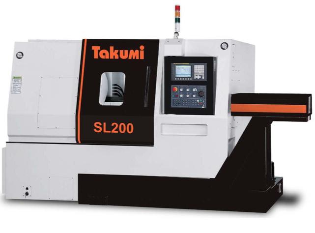 Torno CNC Takumi SL200