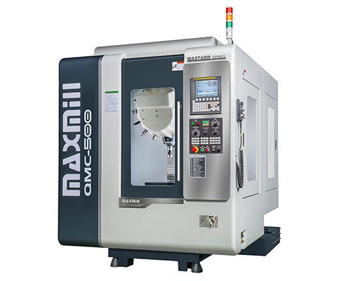 Centro de Usinagem Vertical Maxmill QMC-500
