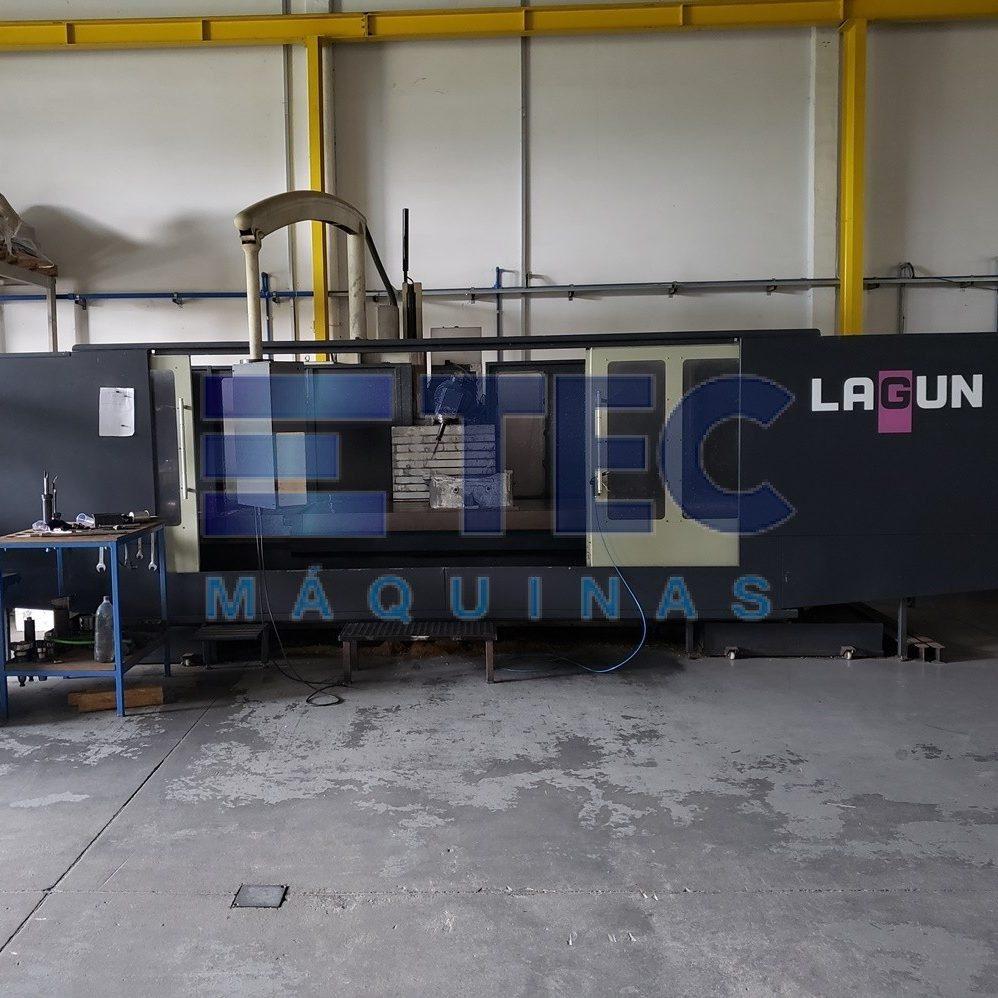 Fresadora Mandrilhadora CNC Lagun