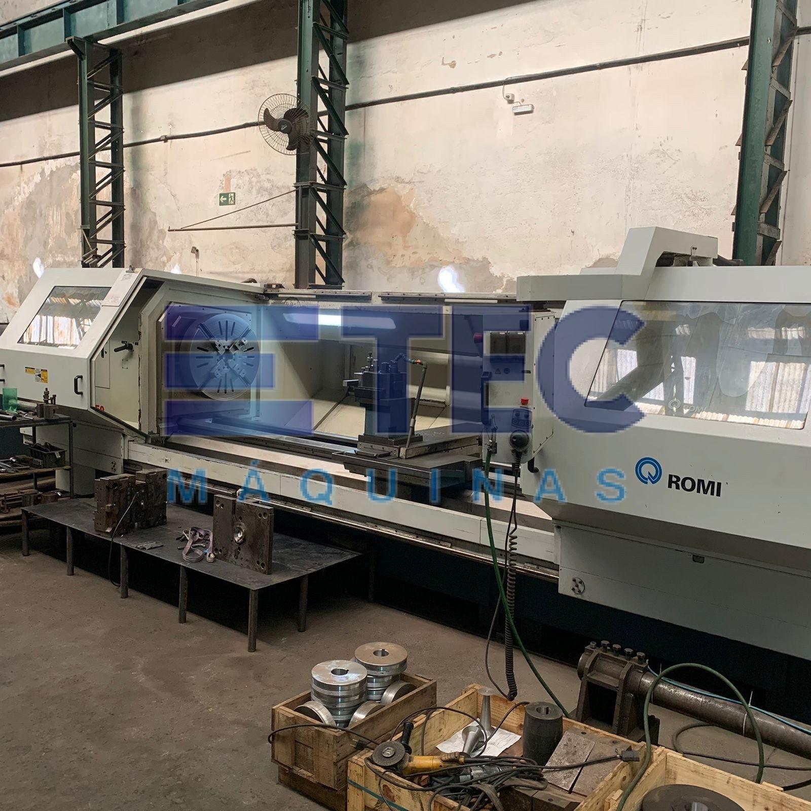 Torno CNC Romi Centur 50
